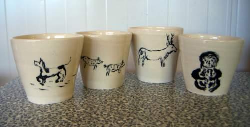 Peter's pots