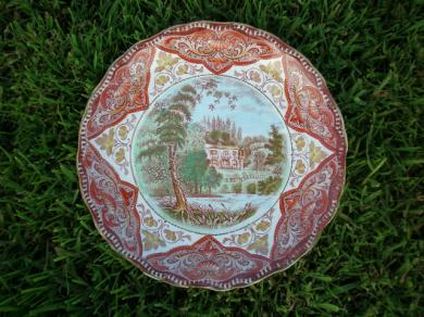 Brantwood plate