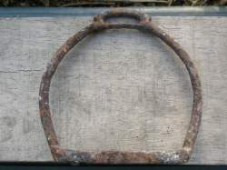This is a riding stirrup - but from when?