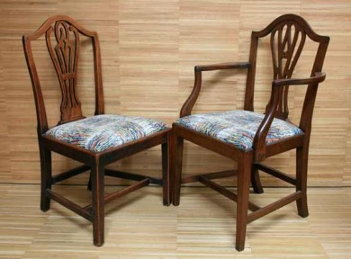 Georgian Dining Chairs