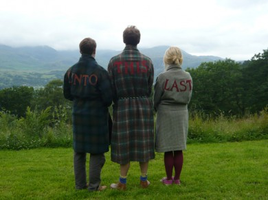 'Unto This Last' Dressing gowns