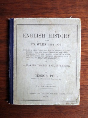 English History With its Wars Left Out