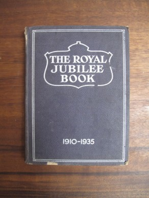 The Royal Jubilee Book
