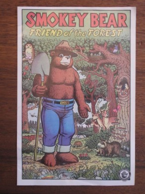 Smokey Bear - Friend of the Forest