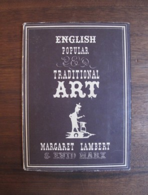 English Popular and Traditional Art