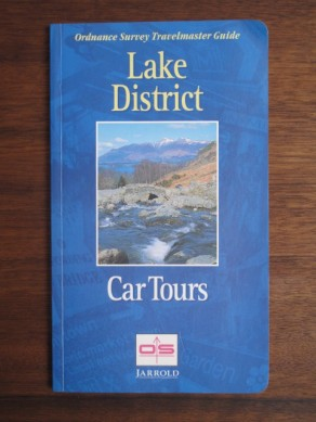 Lake District Car Tours (Ordnance Survey Travelmaster Guide)