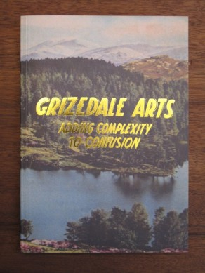 Grizedale Arts. Adding Complexity to Confusion