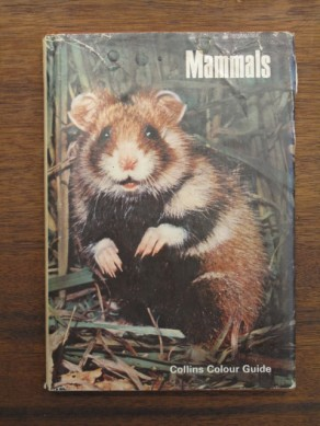 COLLINS COLOUR GUIDES: MAMMALS