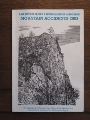 Mountain Accidents 2003
