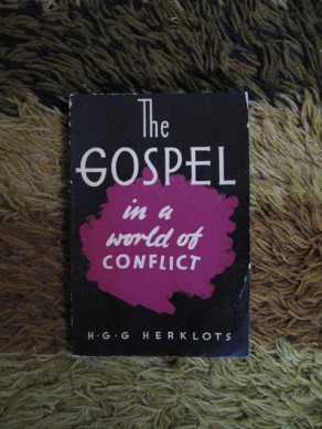 The Gospel in a World of Conflict