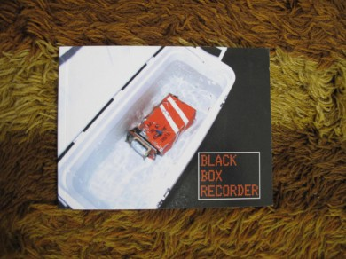 Black-box Recorder (Art Catalogue)