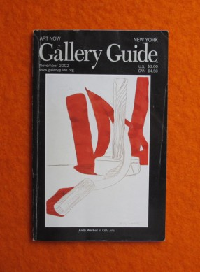 Art Now New York Gallery Guide