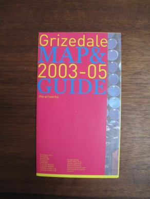 Grizedale Map and Guide