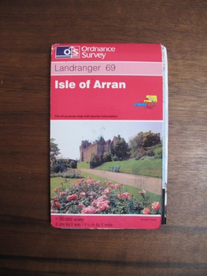 Isle of Arran (Landranger Maps)