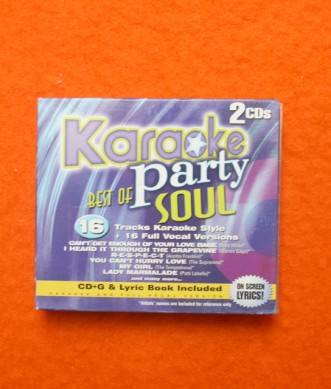Karaoke Party: Best of Soul