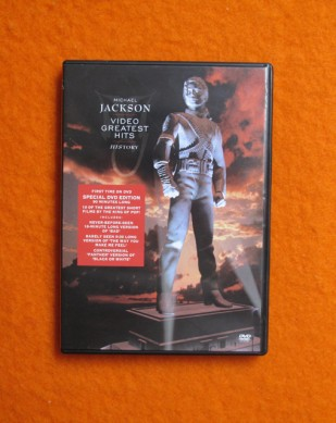 Michael Jackson – Video Greatest Hits – HIStory