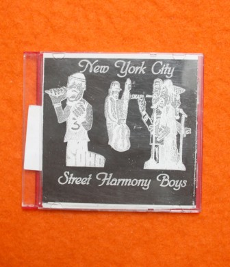 New York City Street Harmony Boys