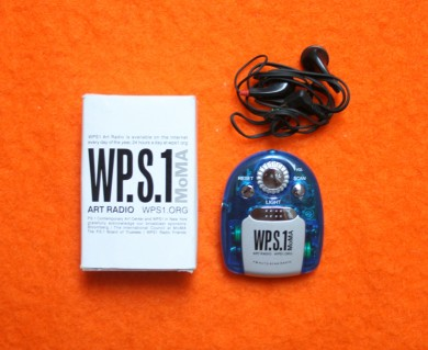 WP.S.1 Art Radio