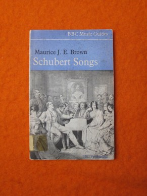 Schubert Songs