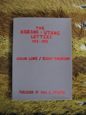 The Harang-Utang Letters