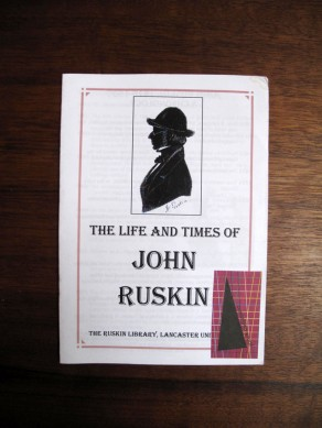 The Life and Times of John Ruskin