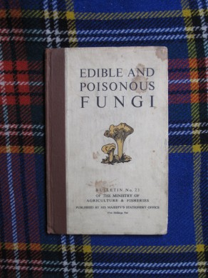 Edible and Poisonous Fungi