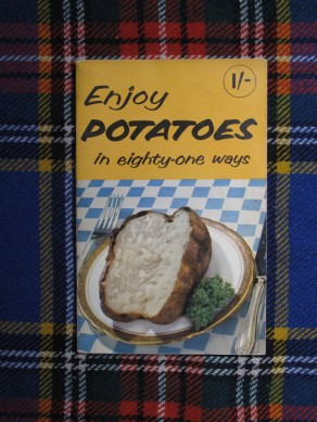Enjoy Potatoes in Eighty-One Ways