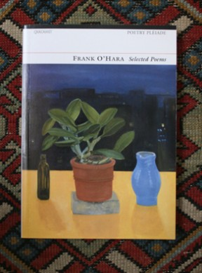 Frank O'Hara Selected Poems