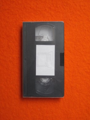 Juneau Projects: Stalker / Walkman/Lake (unmarked vhs)