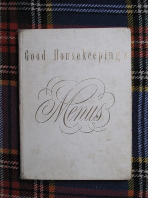 Good Housekeeping's Menus
