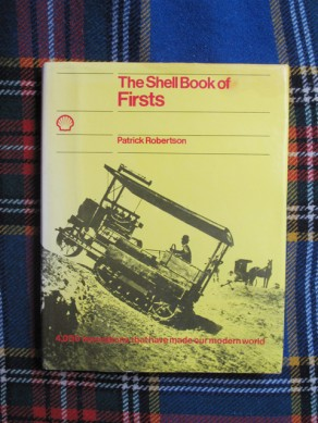 The Shell Book of Firsts