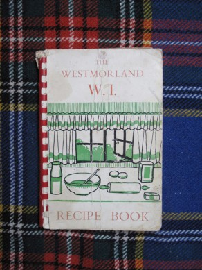 The Westmorland W.I. Recipe Book