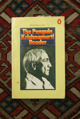 The Penguin Krishnamurti Reader