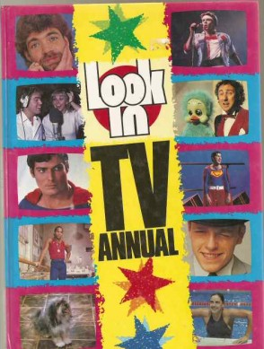 Look In - TV Annual