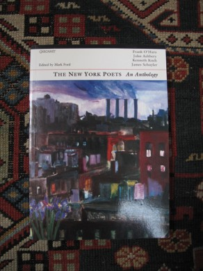 The New York Poets - An Anthology