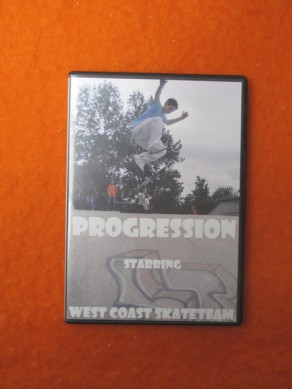 Progression starring West Coast Skateteam