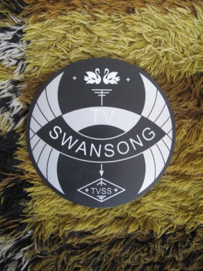 TV Swansong mousemat