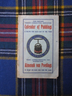 Calendar of Puddings