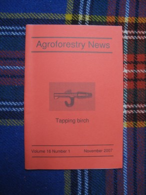 Agroforestry News