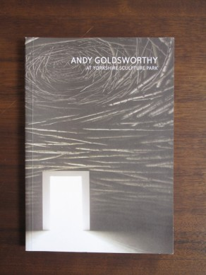 Andy Goldsworthy at Yorkshire Sculpture Park