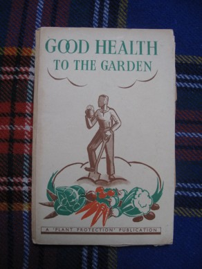 Good Health To The Garden