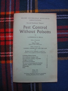 Pest Control Without Poisons