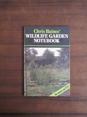Wildlife Garden Notebook