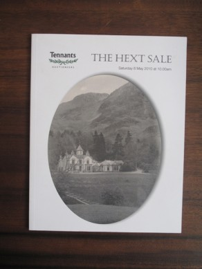 The Hext Sale, 8 May 2010