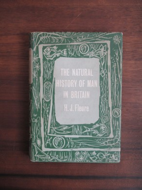 The Natural History of Man in Britain