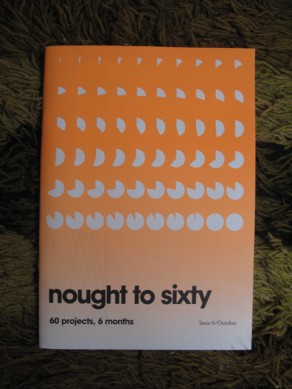 Nought to Sixty Issue 6