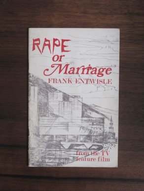 Rape or Marriage