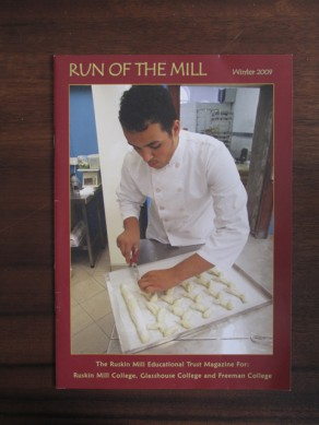 Run of the Mill, Winter 2009