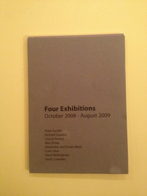 Four Exhibitions