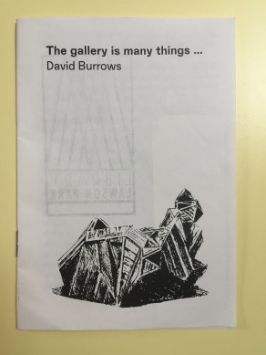 The Gallery is Many Things